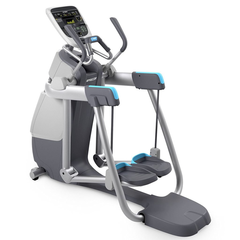Precor AMT 835 With Open Stride Review