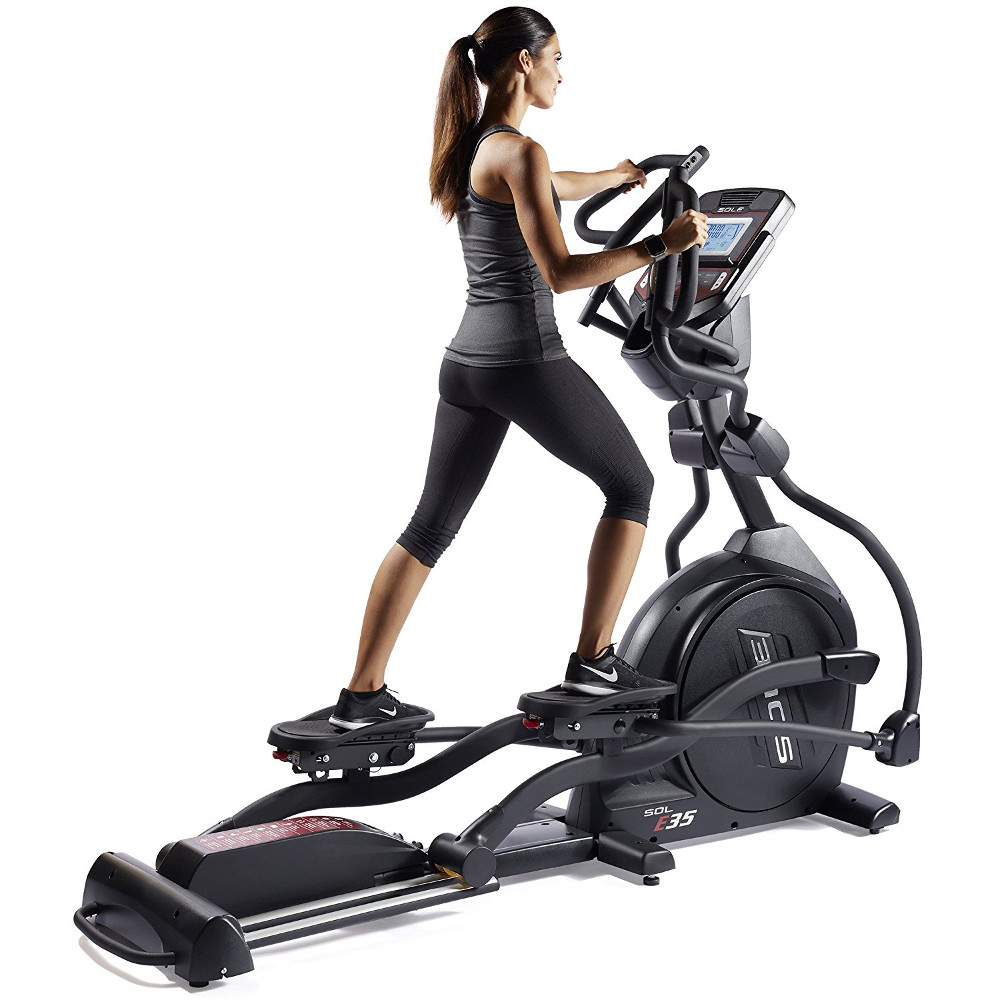 Elliptical Machines: Sole E35 Elliptical Review, E35 Price, Pros And Cons