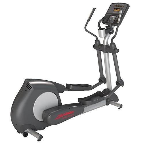 Life fitness elliptical club series