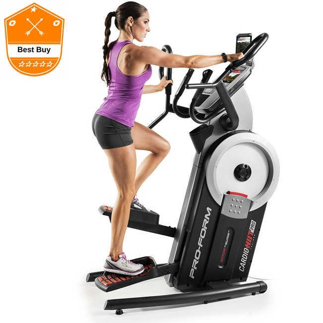 Best Elliptical Machines With