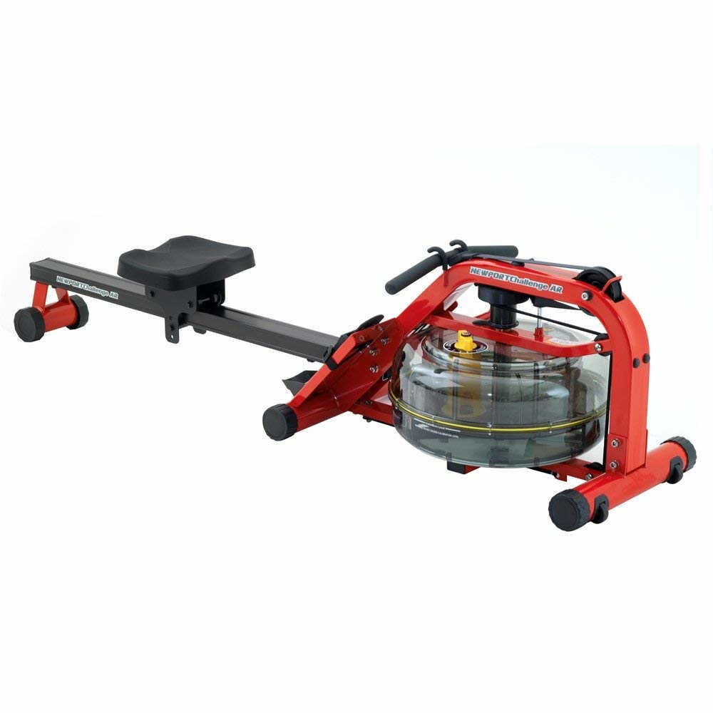 First-Degree-Fitness-Newport-AR-Rower-Water-Rower-Exercise Machine