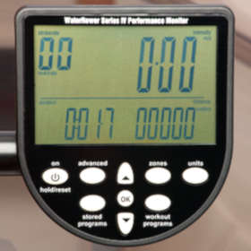 Water Rower Club Monitor