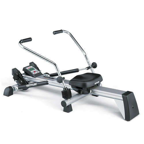 kettler home exercise rowing machine