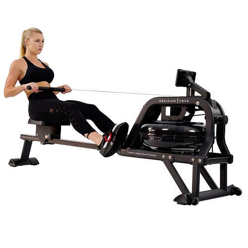 sunny health and fitness rowing machines for home