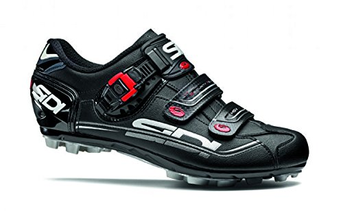 Sidi B100 DOMINATOR BLACK mountain biking shoes for men