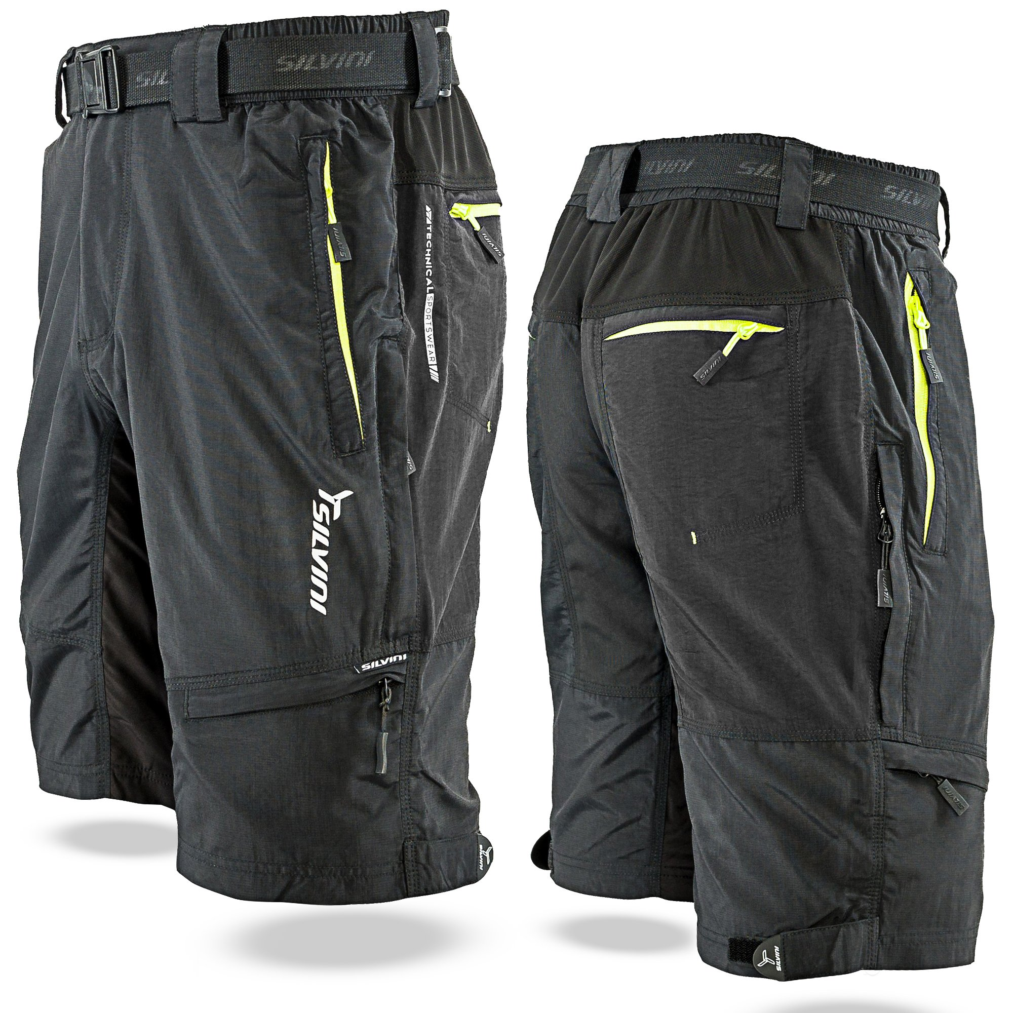 SILVINI-Rango-Mountain-Cycling-Shorts