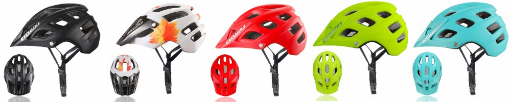 Exclusky Enduro Style Helmet