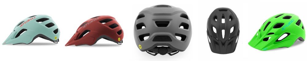 Giro Fixture Mountain Bike Helmet