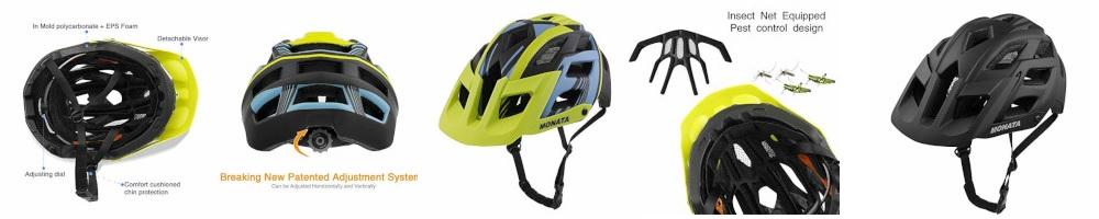 Monata Helmet for Mountain Biking