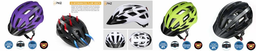PHZ Mes MTB Cycling Helmets