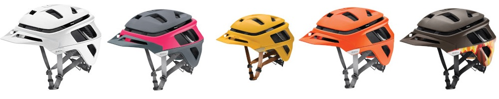 Smith Optics Forefront All-Mountain Bike Helmet