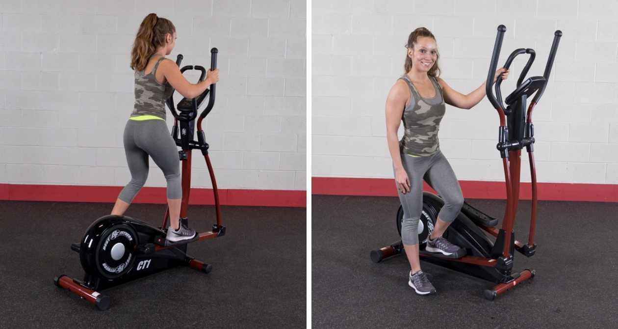 Body Solid BFCT1 Elliptical Review
