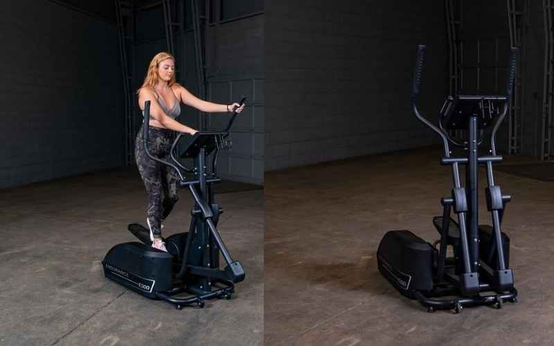 Body-Solid E300 elliptical