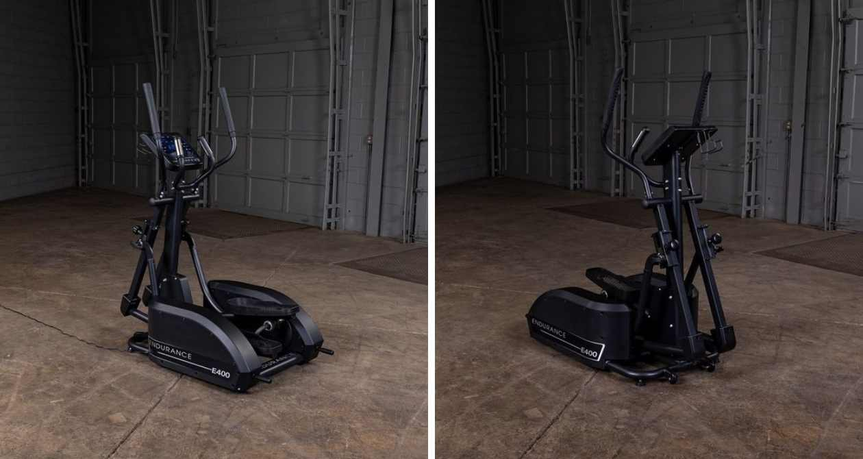 Body Solid E400 Elliptical Review