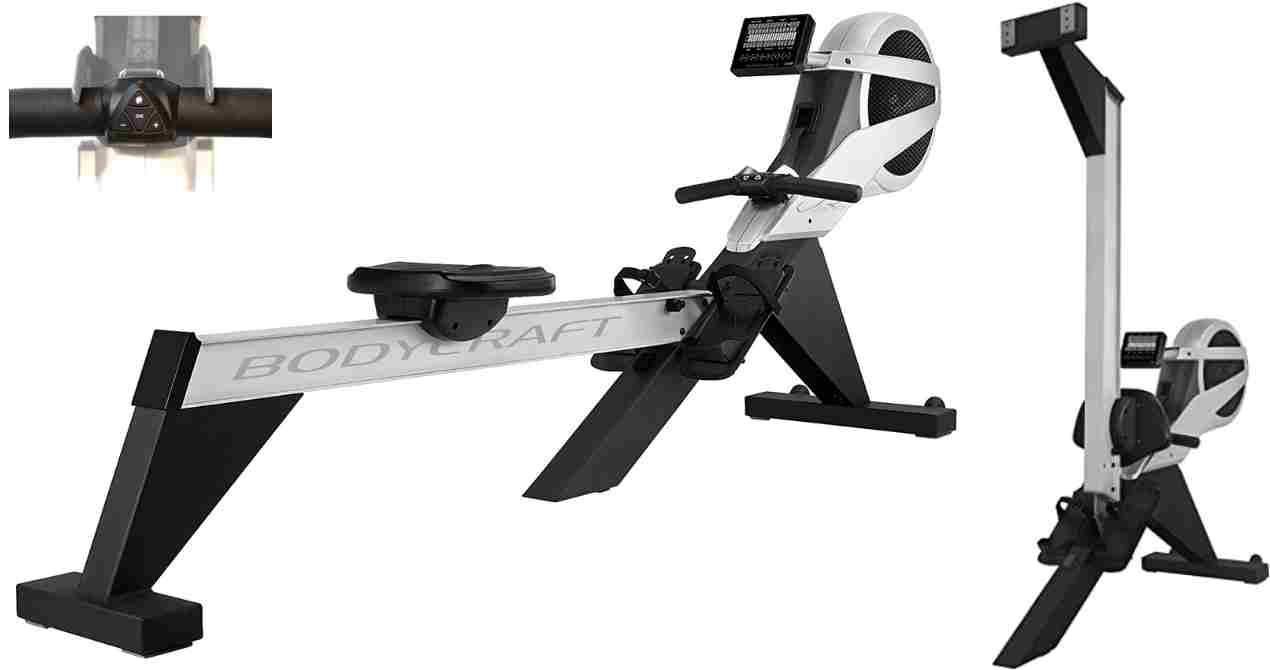 BodyCraft VR500 Rower Review