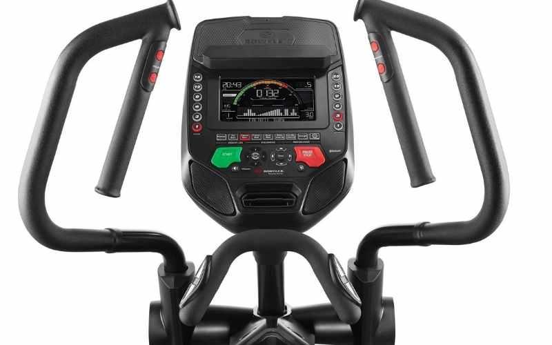 Bowflex BXE226 Elliptical monitor