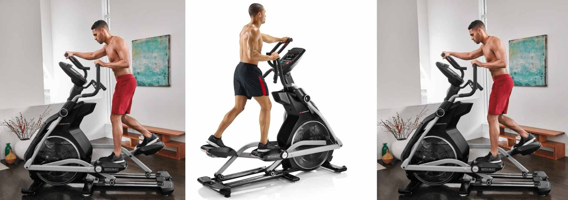Bowflex BXE326 Elliptical Overview