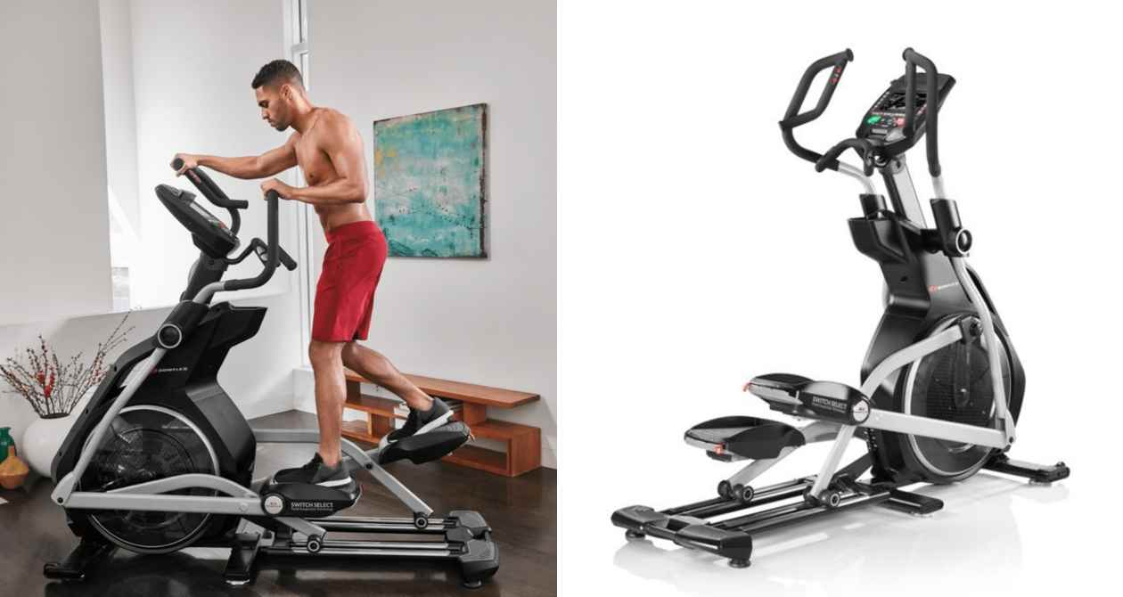 Bowflex BXE326 Elliptical review