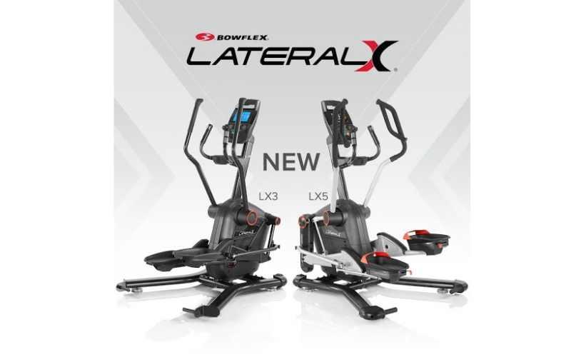 Bowflex-LateralX LX3 resistance