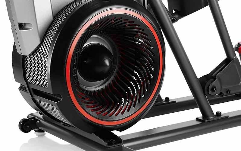 Bowflex Max Trainer 5 steps