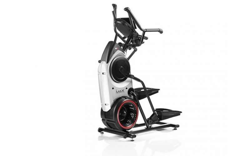 Bowflex Max Trainer 6 monitor