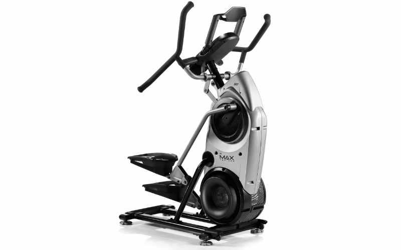 Bowflex Max Trainer 7 resistance