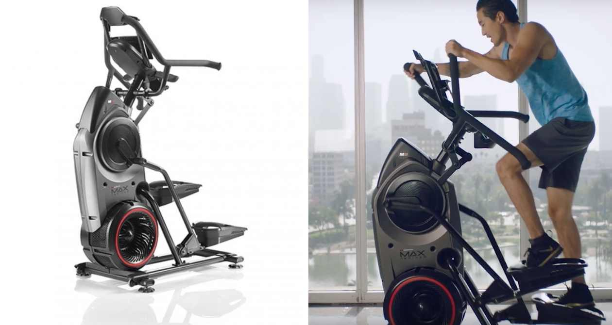 Bowflex Max Trainer 8 review