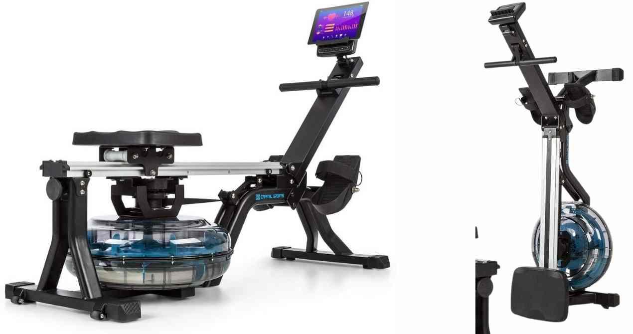 Capital-Sports-Flow-M-Water-Rowing-Machine