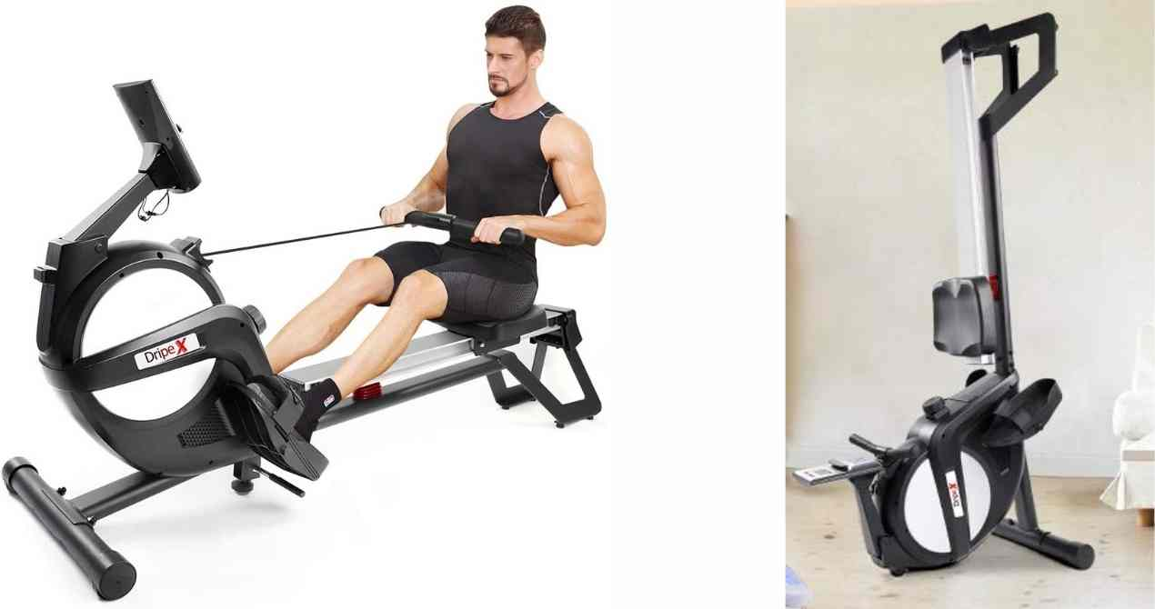 Dripex-magnetic-rower-review