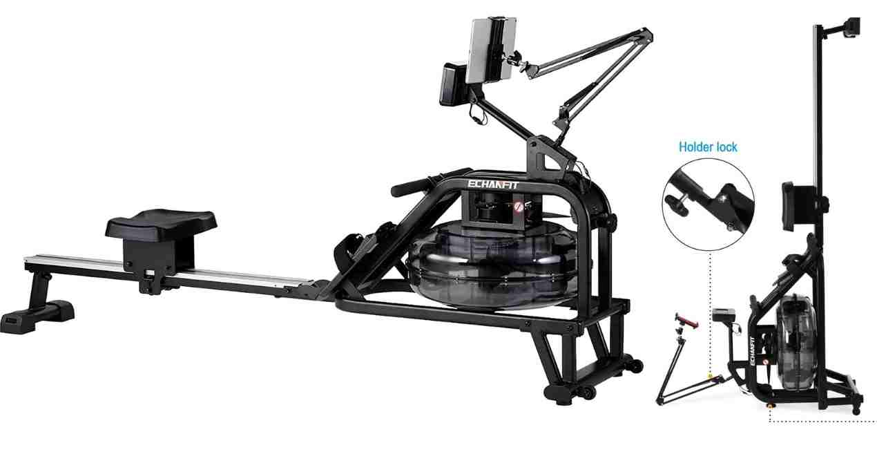 Echanfit-Water-Rowing-Machine