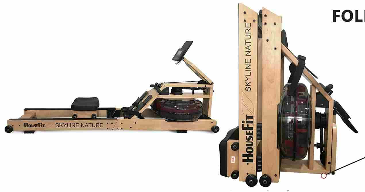 Housefit water rowing machine review