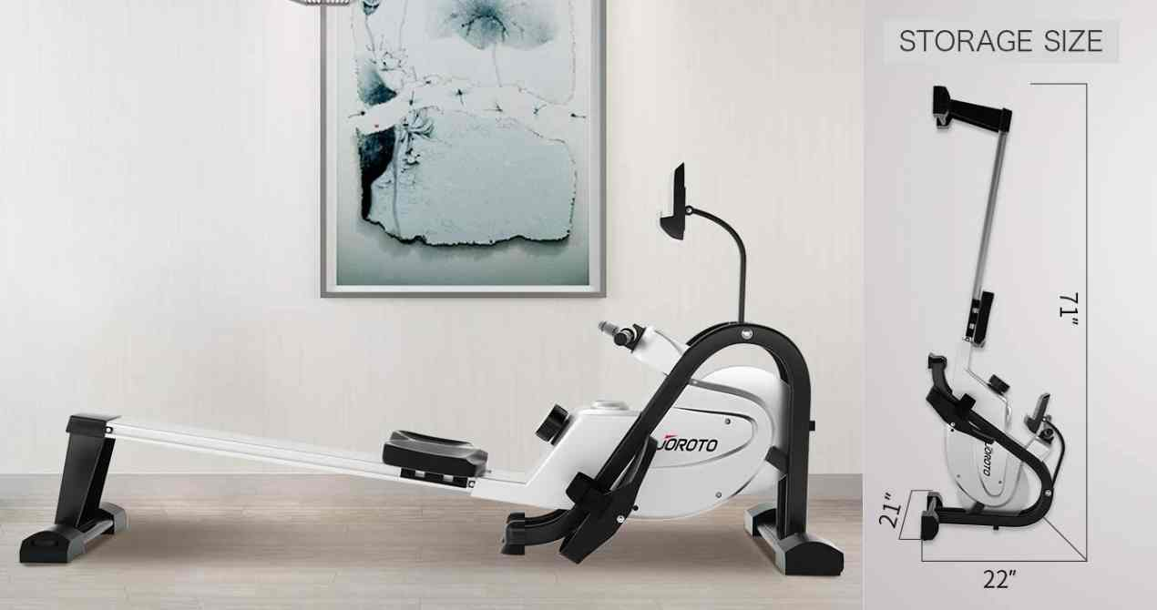 Joroto MR35 magnetic rowing machine review