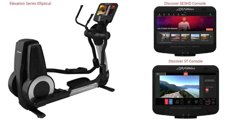 Life Fitness Elevation Series Elliptical Review