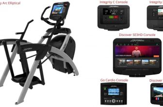 Life Fitness Lower-Body Arc Elliptical Review