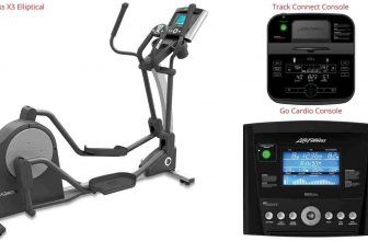Life Fitness X3 Elliptical Review