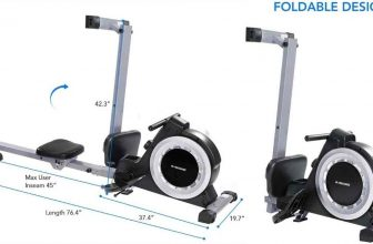 Maxkare-folding-magnetic-rower-review
