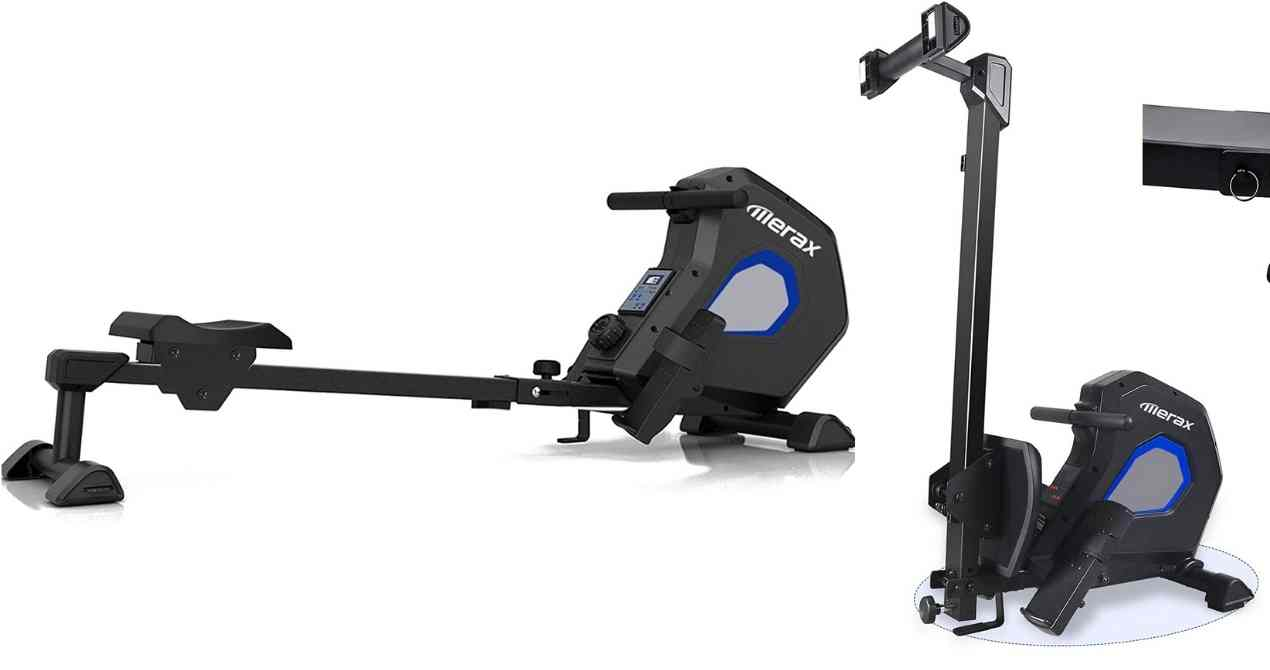 Merax magnetic rowing machine review