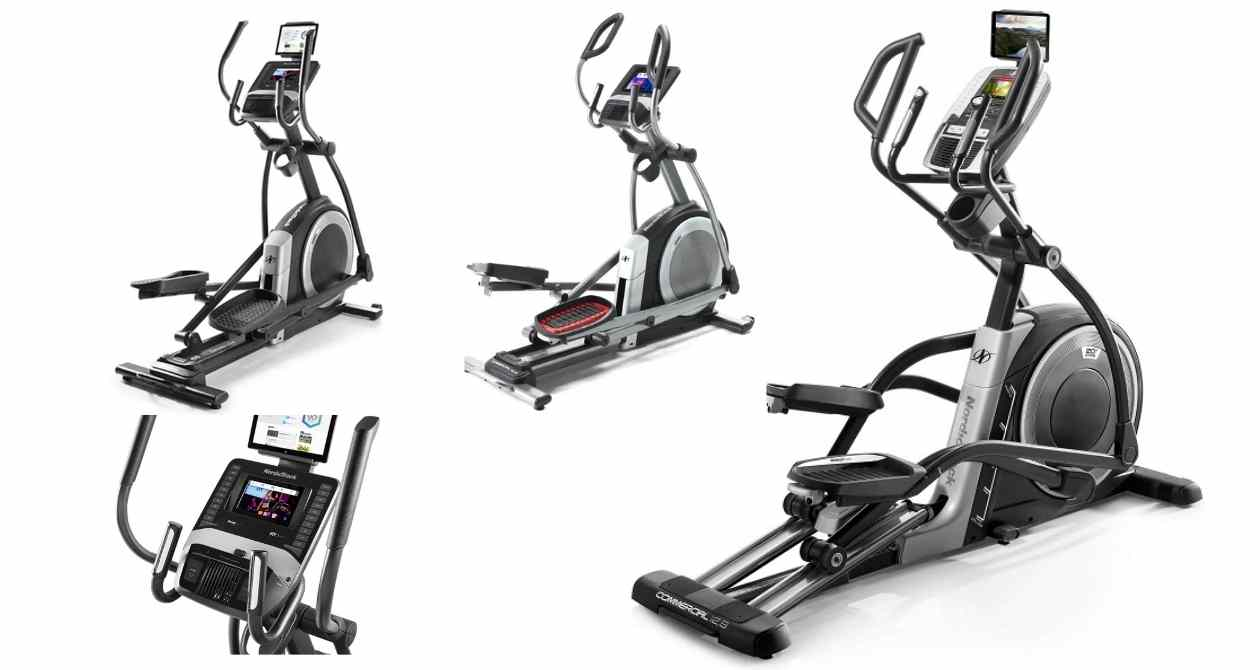 NordicTrack Commercial 12.9 Elliptical Review