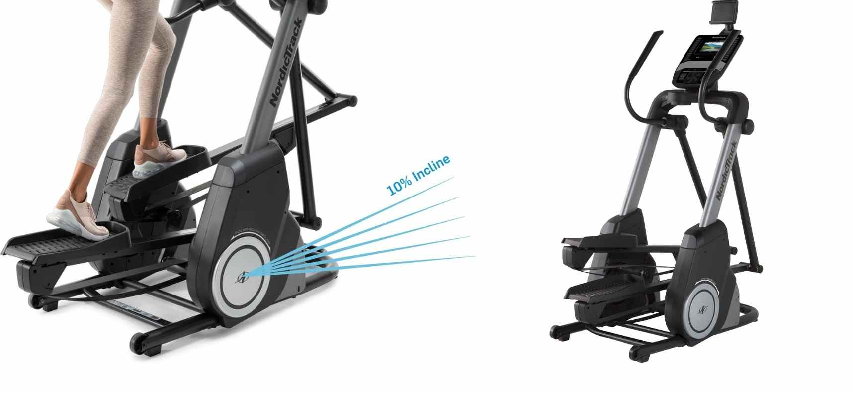 Nordictrack elliptical reviews