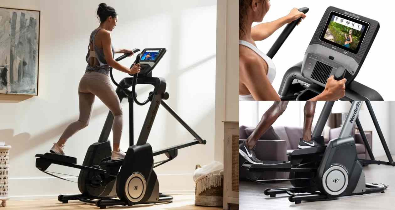 NordicTrack FS10i Elliptical Review