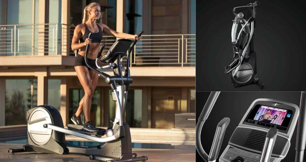 NordicTrack SpaceSaver SE9i Elliptical Review