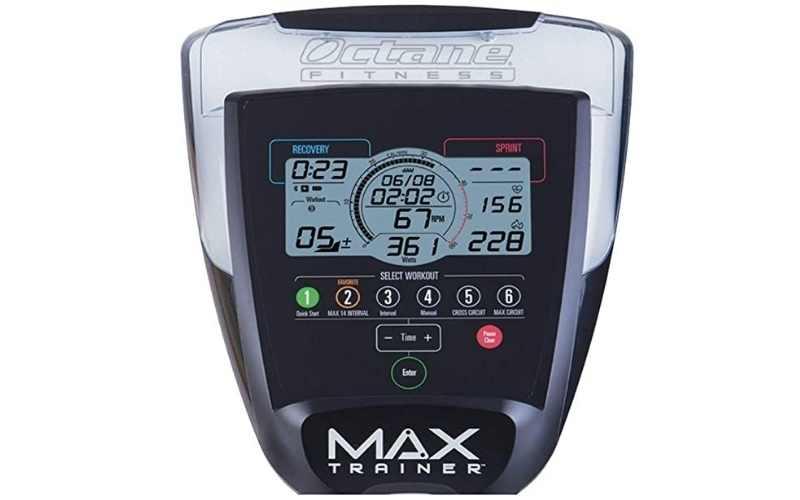 Octane-Max-Trainer-Console