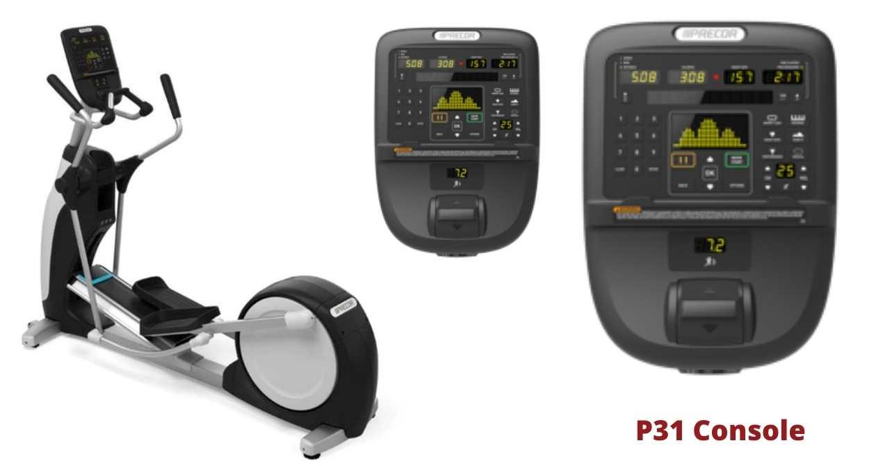 Precor EFX 635 Review