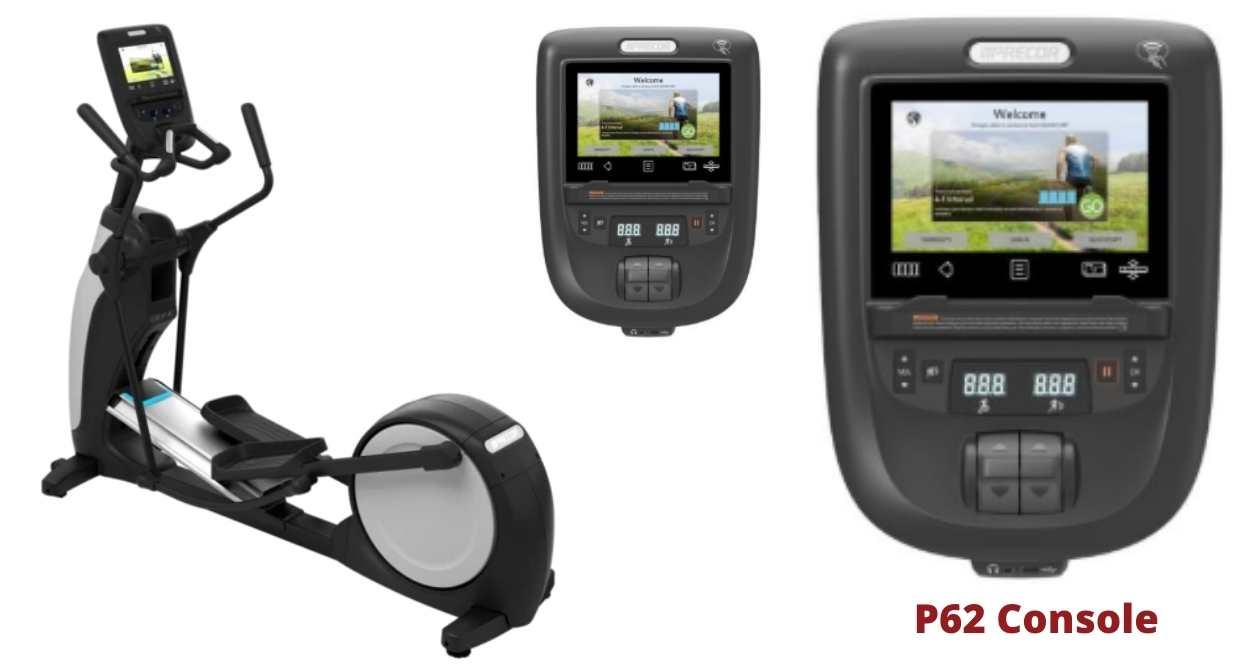 Precor EFX 665 Review