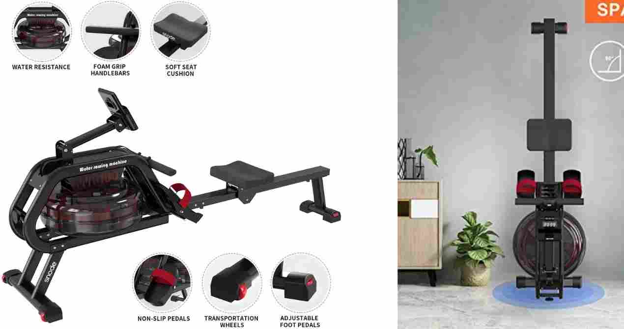 SNODE-Water-Rowing-Machine-Review