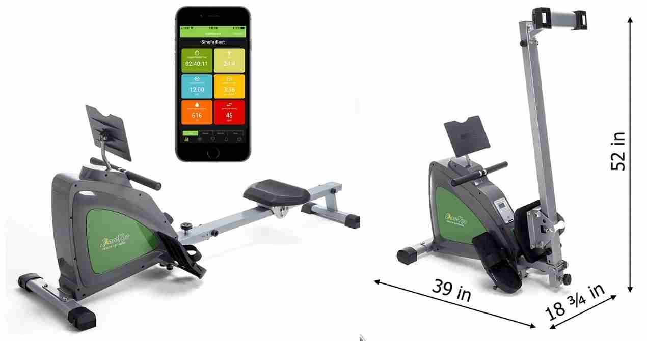 ShareVgo Smart Rower Review