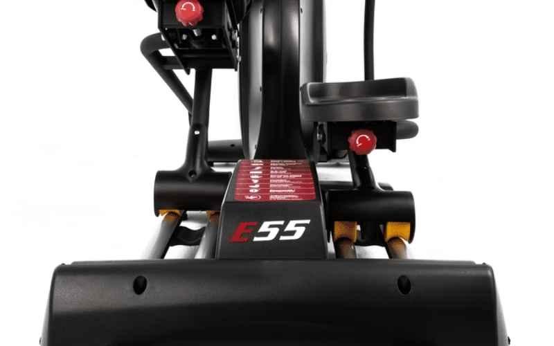 Sole E55 elliptical rollers