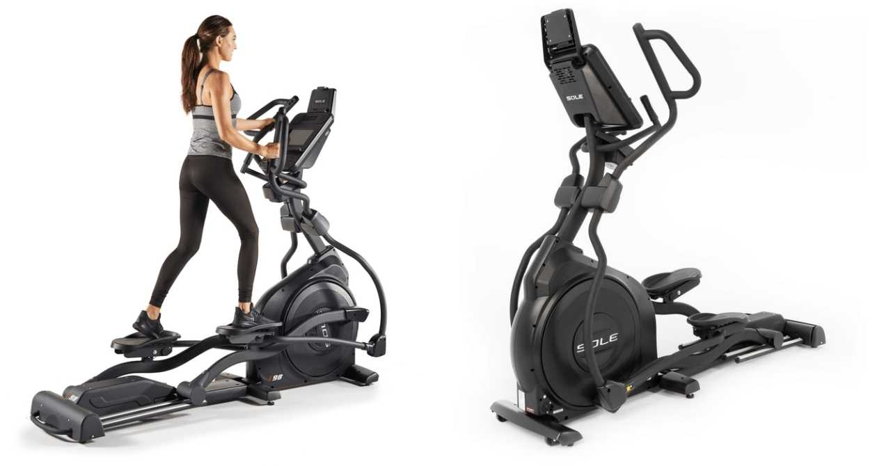 Sole E98 elliptical review