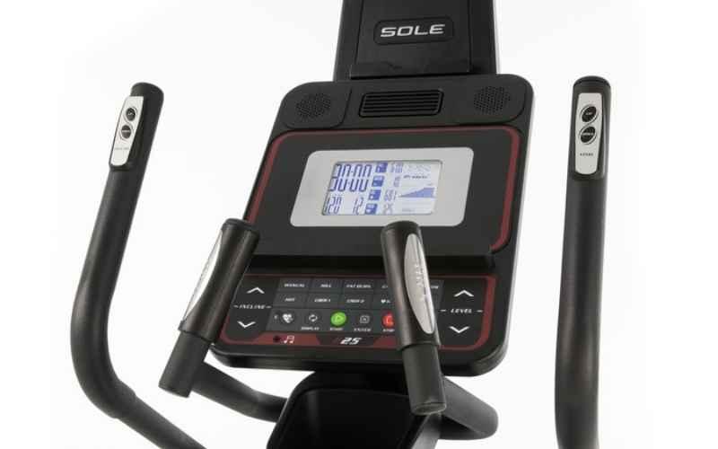 Sole Fitness E25 technologies