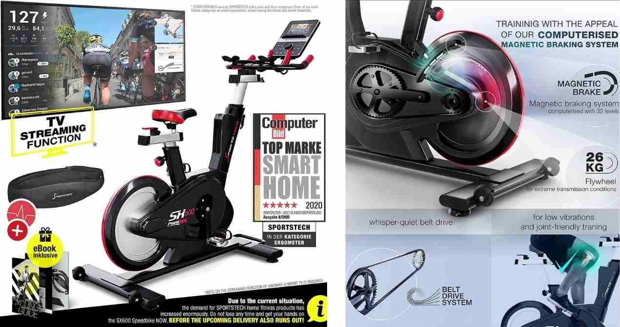 Sportstech SX600 review